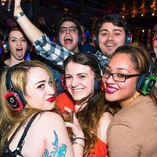 Halloween Silent Disco @ Score Bar and Lounge