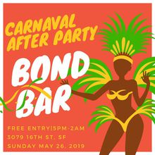 Chevere Sundays: Carnaval After Party