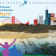 Life Steps Foundation Northern California Adult Services 2nd Annual 7K Fun Run!