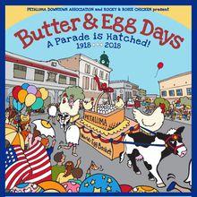 Butter & Egg Days Parade & Festival