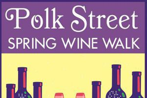 Polk Street Spring Wine Wal...