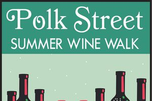 Polk Street Summer Wine Wal...