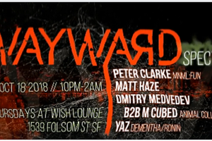Wayward: Spectre
