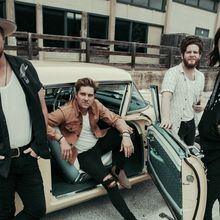 NEEDTOBREATHE: Forever On Your Side Tour with special guest JOHNNYSWIM