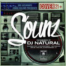 Sounz w DJ Natural (3rd Saturdays)