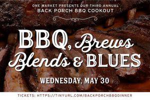BBQ, Brews, Blends, & Blues