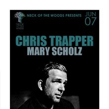 CHRIS TRAPPER, Mary Scholz