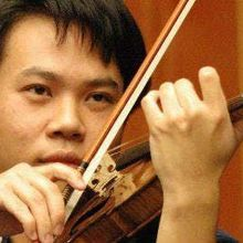 VIOLIN Masterclass with Nikki Chooi