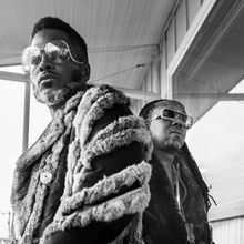Shabazz Palaces w/ Porter Ray