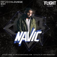 Navic at #FlightFridays