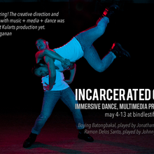 Kularts presents: Incarcerated 6x9