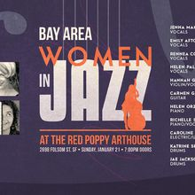 Bay Area Women Musicians: A Sequel to Women in Jazz