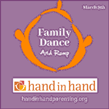 Family Dance and Romp