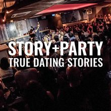 Story Party San Francisco | True Dating Stories