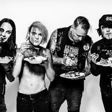 Combichrist @ Slim's   w/ Silver Snakes