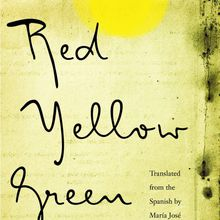 Alejandro Saravia: Red, Yellow, and Green