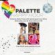 SF Pride Happy Hour Kick-Off at Palette