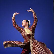 Cross-Cultural Comparison of Dance: Sita Haran
