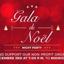 Gala de Noel: Noel in Traditional French Style!