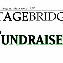 Fundraiser for Stagebridge Theatre Company in Alameda