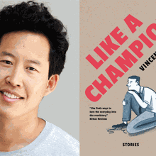VINCENT CHU at Books Inc. Alameda