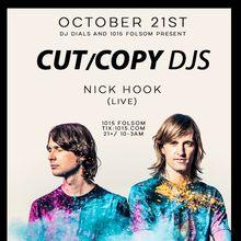 Cut Copy DJs