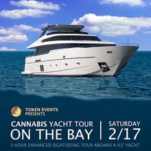 Cannabis Yacht Tour on the Bay
