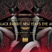 The Black Rabbit New Years Eve Affair