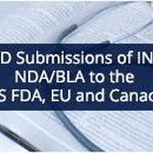 eCTD Submissions of IND and NDA/BLA to the US FDA, EU and Canada (com) A