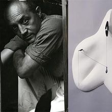 Presidio Dialogues - Isamu Noguchi: Self Interned, 1942