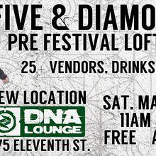 Five & Diamond Spring Loft Sale