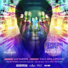 Zepherin Saint - thePeople Oakland