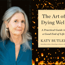 KATY BUTLER at Books Inc. Opera Plaza