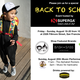 "Bash + Sass ""Back to School Pop-Up"" Event"