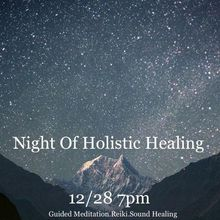 Night of Holistic Healing