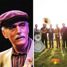 Jim Kweskin + The Dixie Giants at the Redwood Grove