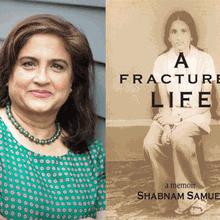 SHABNAM SAMUEL at Books Inc. in The Marina