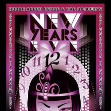 New Year's Eve Burlesque Bash 2017!