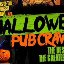 San Francisco Friday AFTER WORK Halloween Pub Crawl - 10/28