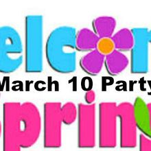 Welcome Spring Speed Dating & Singles Dance Party