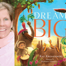 Storytime with KAT KRONENBERG in Burlingame