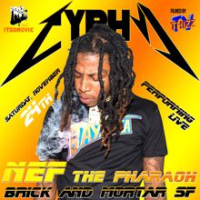 THE CYPHY STARRING NEF THE PHAROAH AND DAVE STEEZY SAN FRANCISCO