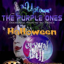 The Purple Ones Halloween Crystal Ball - Batman Edition