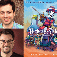 NYMBC Presents BEN COSTA & JAMES PARKS in Campbell