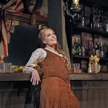 The Met: Live in HD- La Fanciulla del West