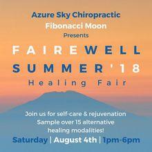 Faire Well Summer '18: Healing Fair