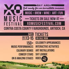 XO Music Festival 2018 - CANCELLED