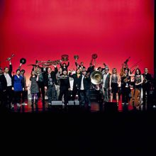 Yerba Buena Gardens Festival Presents Brass, Bows and Beats Hip-Hop Symphony