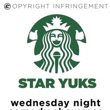 Copyright infringement: Comedy Showcase