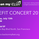 Back on My Feet Concert Benefit